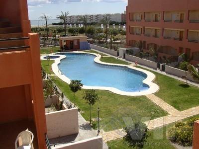 2 Bedrooms Bedroom Apartment in Vera Playa