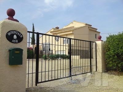 4 Habitaciones Dormitorio Villa en Turre
