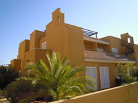 Townhouse in Los Gallardos