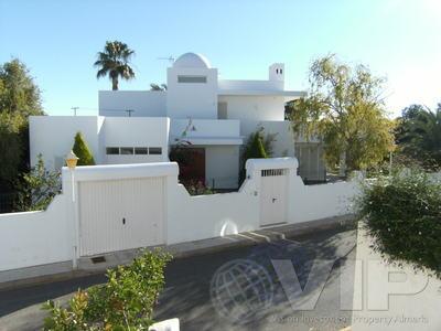 5 Schlafzimmer Schlafzimmer Villa in Mojacar Playa