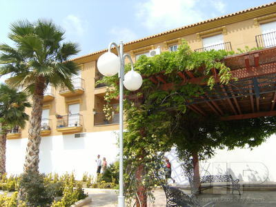2 Bedrooms Bedroom Apartment in Turre