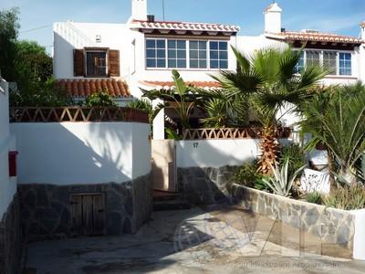 3 Bedrooms Bedroom Townhouse in Mojacar Playa