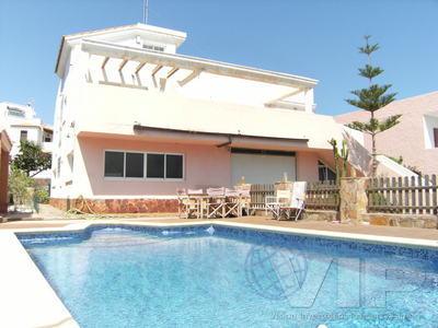 VIP3080: Villa en Venta en Mojacar Playa, Almería