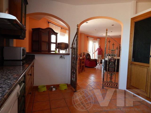 VIP3086: Villa zu Verkaufen in Bedar, Almería