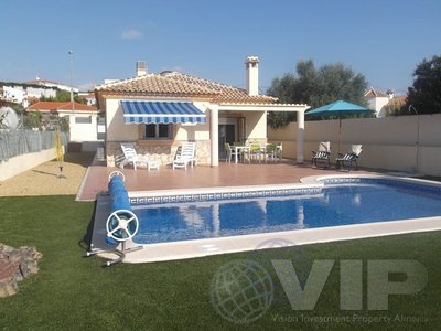 2 Bedrooms Bedroom Villa in Arboleas