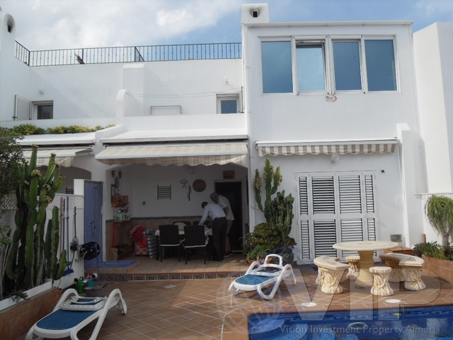vip4087 villa zu verkaufen in mojacar playa almer a. Black Bedroom Furniture Sets. Home Design Ideas