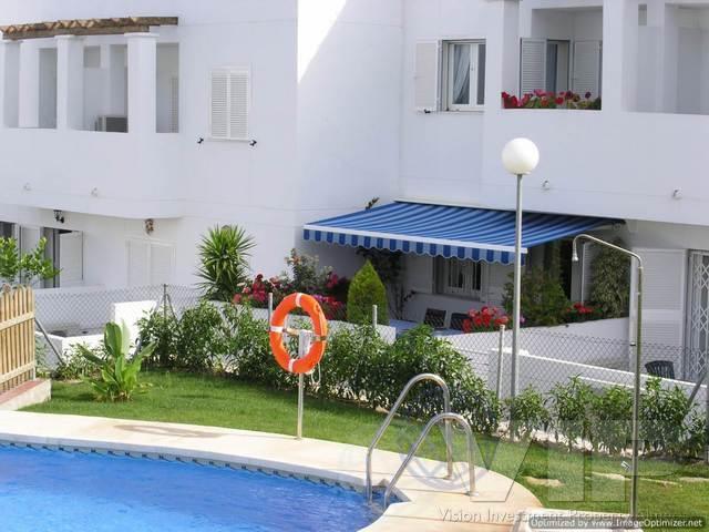 VIP4097NWV: Townhouse for Sale in Mojacar Playa, Almería