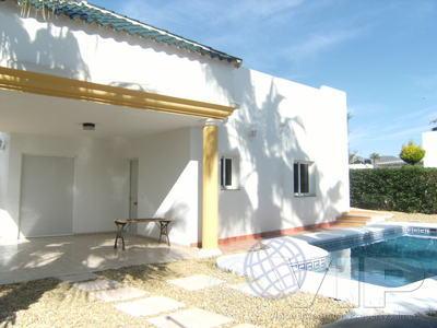 3 Chambres Chambre Villa en San Juan de los Terreros