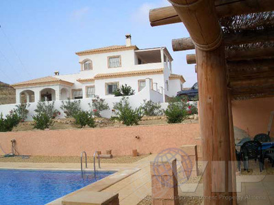 4 Bedrooms Bedroom Villa in Villaricos