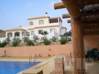 4 Habitaciones Dormitorio Villa en Villaricos