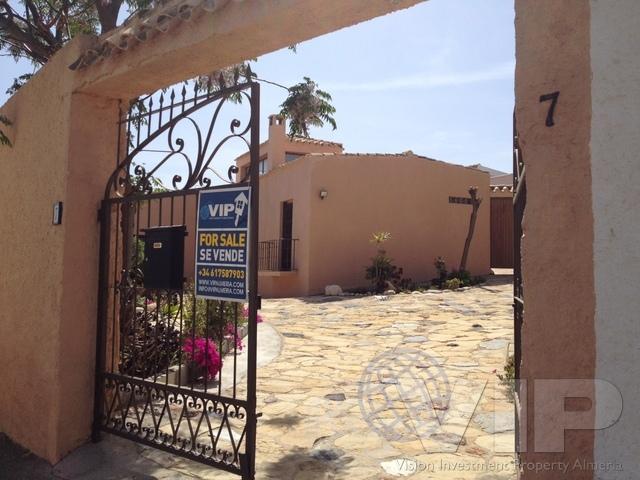 VIP5039: Villa for Sale in Mojacar Playa, Almería