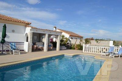 3 Habitaciones Dormitorio Villa en Arboleas