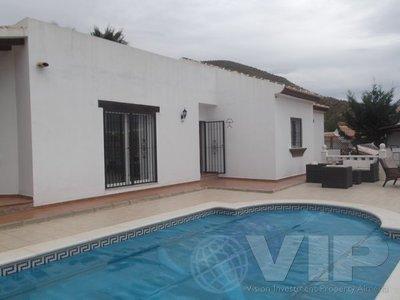3 Chambres Chambre Villa en Arboleas