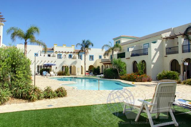VIP5061: Adosado en Venta en Desert Springs Golf Resort, Almería