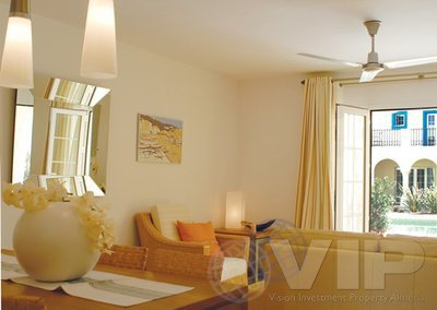 VIP5061: Townhouse for Sale in Desert Springs Golf Resort, Almería
