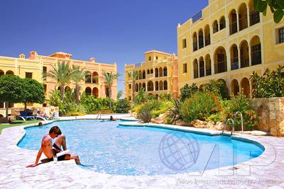VIP5067: Apartamento en Venta en Desert Springs Golf Resort, Almería