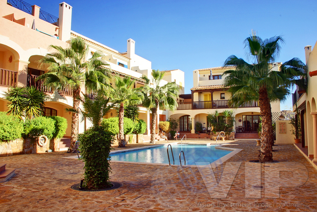 VIP5068: Apartment for Sale in Desert Springs Golf Resort, Almería