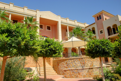 VIP5068: Appartement te koop in Desert Springs Golf Resort, Almería