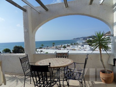 2 Bedrooms Bedroom Townhouse in Mojacar Playa