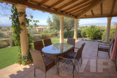 VIP5081: Villa for Sale in Desert Springs Golf Resort, Almería