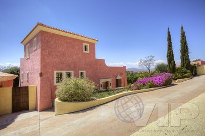 VIP5081: Villa for Sale in Desert Springs Golf Resort, Almería