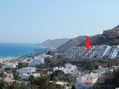 2 Bedrooms Bedroom Apartment in Mojacar Playa