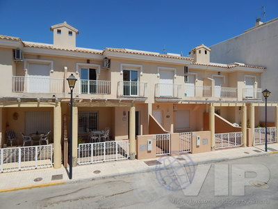 3 Bedrooms Bedroom Townhouse in Turre