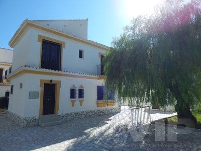 2 Habitaciones Dormitorio Adosado en Vera Playa
