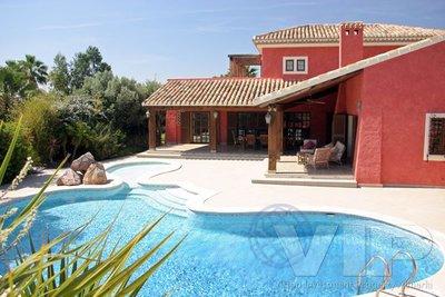 5 Habitaciones Dormitorio Villa en Desert Springs Golf Resort