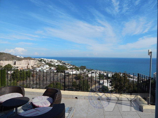 Vip6039 villa for sale in mojacar playa almer 237 a