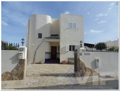4 Bedrooms Bedroom Villa in Mojacar Playa