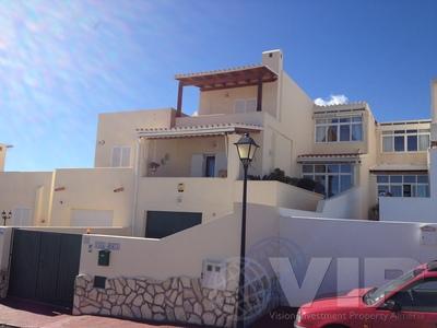 3 Habitaciones Dormitorio Adosado en Mojacar Playa