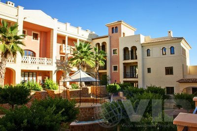 VIP7016: Townhouse for Sale in Desert Springs Golf Resort, Almería
