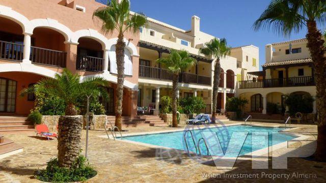 VIP7016: Adosado en Venta en Desert Springs Golf Resort, Almería