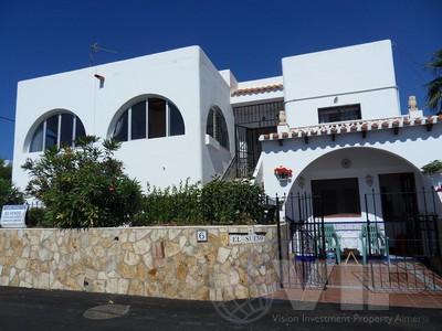 5 Chambres Chambre Villa en Mojacar Playa