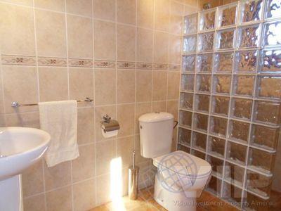 VIP7072: Villa à vendre en Mojacar Playa, Almería