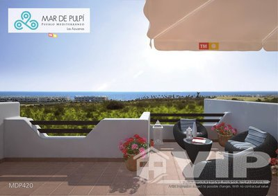 VIP7077: Apartment for Sale in San Juan De Los Terreros, Almería