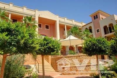 VIP7081: Appartement à vendre en Desert Springs Golf Resort, Almería