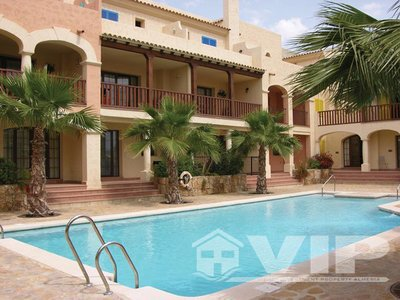 VIP7081: Appartement te koop in Desert Springs Golf Resort, Almería