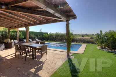 VIP7083: Villa te koop in Desert Springs Golf Resort, Almería