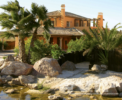 VIP7084: Villa te koop in Desert Springs Golf Resort, Almería