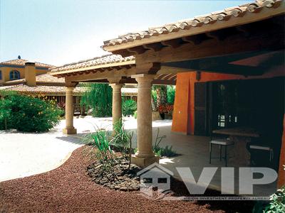 VIP7084: Villa te koop in Desert Springs Golf Resort, Almería