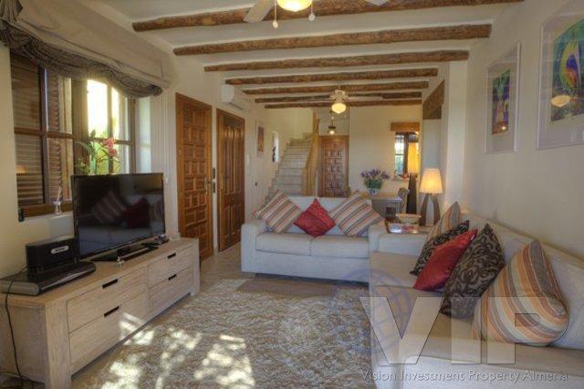 VIP7085: Villa zu Verkaufen in Desert Springs Golf Resort, Almería