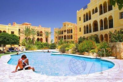 2 Slaapkamers Slaapkamer Appartement in Desert Springs Golf Resort