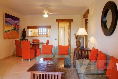 VIP7087: Apartamento en Venta en Desert Springs Golf Resort, Almería