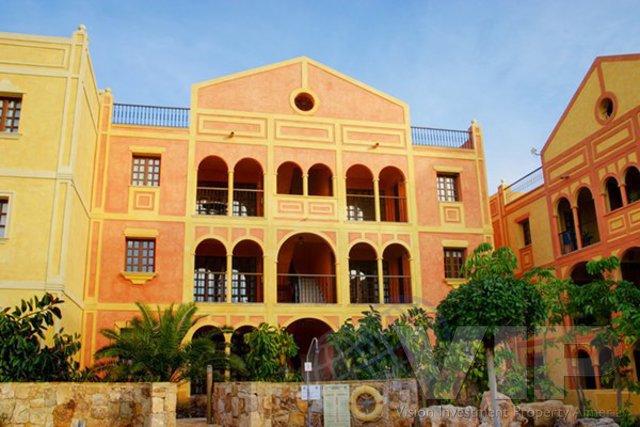 VIP7087: Apartment for Sale in Desert Springs Golf Resort, Almería