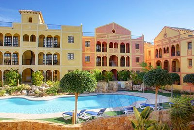 VIP7087: Apartment for Sale in Desert Springs Golf Resort, Almería