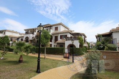 3 Bedrooms Bedroom Townhouse in Vera Playa