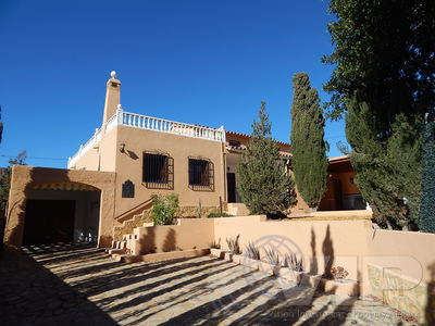 VIP7110: Villa for Sale in Mojacar Playa, Almería