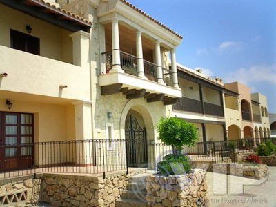 2 Bedrooms Bedroom Townhouse in Villaricos